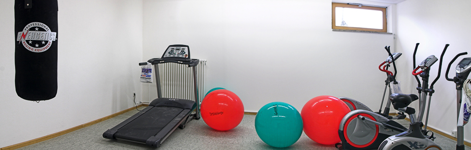 Hotel Don Bosco Fitnessraum